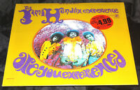 Jimi Hendrix Are You Experienced Sealed Vinyl Record Lp USA 1979 Reprise RS 6261