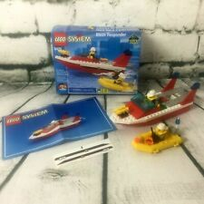 Lego System 6429 Blaze Responder 100% Complete Toy Set Manual with Box 43 pieces