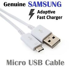 Genuine Original Samsung Galaxy S5 S6 S7 Edge Fast Charge 1.5m Long Micro USB