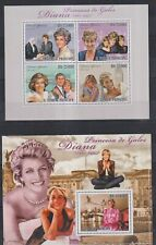 U900. Sao Tome and Principe - MNH - Famous Peole - Princess Diana - Nature
