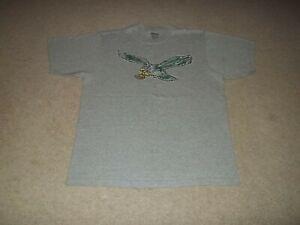 Reebok Reggie White Philadelphia Eagles #92 Gray size Medium Adult Men's Shirt