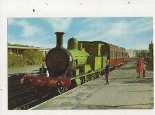 LSWR LNWR Observation Car Sheffield Park Station Bluebell Railway Postcard 677a