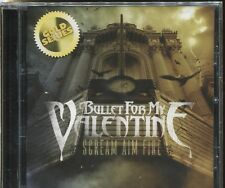 BULLET FOR MY VALENTINE - SCREAM AIM FIRE - CD