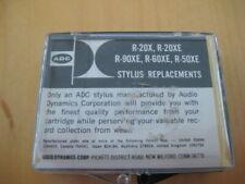 ADC R-20XE Original stylus NOS. Brand New
