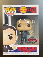 FUNKO POP THREAT LEVEL MIDNIGHT 1060 MICHAEL SCARN SPECIAL EDITION EXCLUSIVE