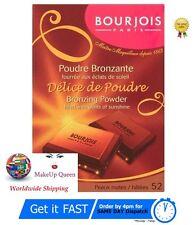 Bourjois Delice De Poudre Bronzing Powder - Tanned 52