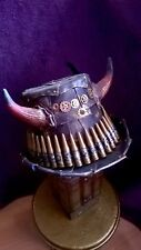 Steampunk  top Hat. Stunning Unique. Whitby Goth. Devils Horns. One off!