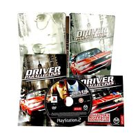 Driver Parallel Lines Collectors Edition Sony Playstation 2 PS2 Game Complete