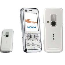 White Original Nokia 6120C Original Symbian Unlocked 3G Mobile Phone Cellphone