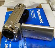 Panasonic HDC-TM10EB-S Camcorder 8 GB Memory 16x Optical Zoom