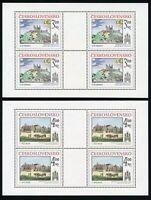 Tschechoslowakei Kleinbogen MiNr. 2622-23 postfrisch MNH (Z746