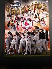 BOSTON RED SOX 2004 World Series CHAMPIONS 11x14 Photo