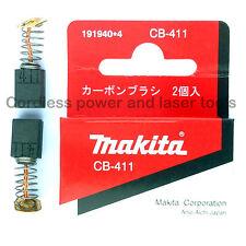 Makita 6951 td0101f Schlagschrauber cb411 Kohlebürsten Originalteil 191940-4