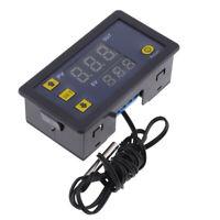 Digital Thermometer Thermostat Sensor Temperature Controller 24V -20℃~100℃