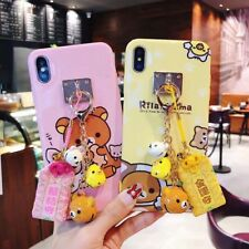 brand new 560f8 fb311 Rilakkuma Cell Phone Cases, Covers & Skins for sale | eBay