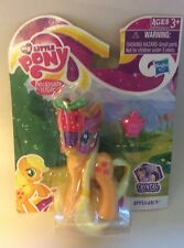 Applejack w/ Masquerade Mask - My Little Pony Crystal Princess Celebration