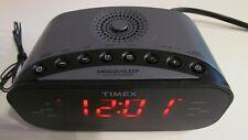 Timex AM/FM Dual Alarm Clock Radio W/ Digital Tuning MP3 & Smartphone Line In