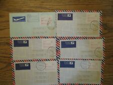 Rsa lot of 39 Airmail Certified & other covers