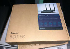 Synology RT1900ac AC1900 Wireless Dual Band Gigabit Router.