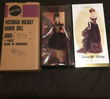 VICTORIAN HOLIDAY BARBIE GOLD LABEL 2006 FAN CLUB EXCLUSIVE **MATTEL**NRFB**