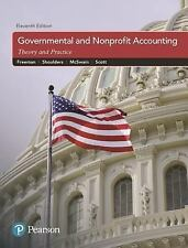 Governmental and Nonprofit Accounting (11th Edition)