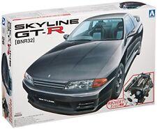 Aoshima il Migliore Auto Gt Nissan R32 Skyline Gt-R W/Motore