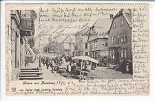 SAUERLAND , GRUSS AUS ARNSBERG , 1902
