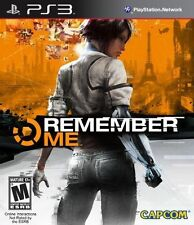 Brand New PS3 Remember Me Sony Playstation 3 Game Factory Sealed