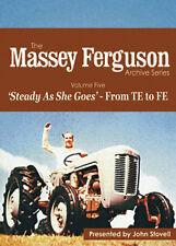DVD Massey Ferguson - Volume 5: 'Steady As She Goes'