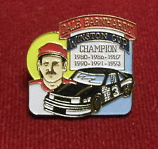 Dale Earnhardt Winston Cup 6 Time Champion Pin NASCAR