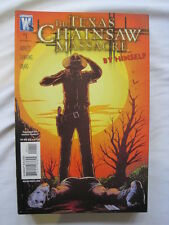 "The TEXAS CHAINSAW MASSACRE :""BY HIMSELF"" ONE-SHOT COMPLETE STORY.WILDSTORM.2007"