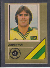 FKS - Soccer Stars 78/79 Golden Collection - # 222 John Ryan - Norwich