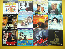 SELECTION OF MOVIES, VARIOUS DAILY MAIL/MAIL ON SUNDAY PROMOTION (12 DVD'S)  017