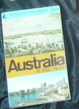 Australia by Russel Ward 1967 P/B