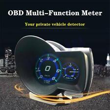 Car Digital Dash - Multi Gauge Display OBD 2 HUD Gauge Boost EGT Scan Tool