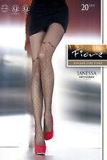 Fiore Damen-Socken & -Strümpfe im Feinstrumpfhosen-Stil