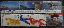 GB Guernsey 2004 mint sets Olympics, SEA GUERNSEY, QUEEN   UK Seller