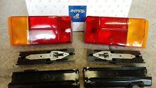 VW Golf/Rabbit Mk1 Cabrio GLI GTI GTD Euro Fifft Postal Red/Amber Tail Lights