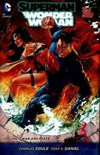 Superman/Wonder Woman Vol. 2: War and Peace The New 52