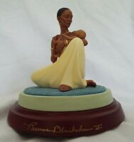 """THOMAS BLACKSHEAR'S EBONY VISIONS -- """"THE BLESSING""""  --  SIGNED GALLERY PROOF"""