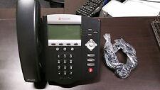 Polycom SoundPoint IP450 450 LCD DIgital Display Desk Phone - Refurbished