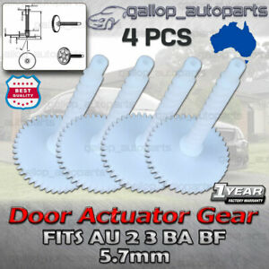 4X Door Lock Actuator Cog Gear for Ford Falcon BA BF AU Series 2 3 Territory