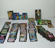 Lot Dragon Ball Z GT Trading Card Game Holo Rare TCG