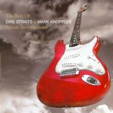 DIRE STRAITS & MARK KNOPFLER - PRIVATE INVESTIGATIONS THE BEST OF 2005 UK CD