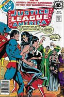 Justice League Of America Comic Issue 164 Bronze Age First Print 1979 Conway DC