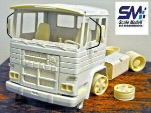 RC 1/14 Scale Pegaso Enasa 2080 model kit for Tamiya Truck