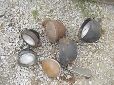 6 Farmall Ih Ac Jd Tractor Front Head Light Lights Aftermarket Stle Ford Oliver