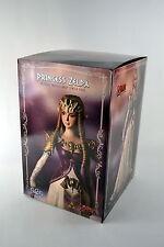 Legend of Zelda Twilight Princess Zelda Statue Figure First 4 Figures Brand New!