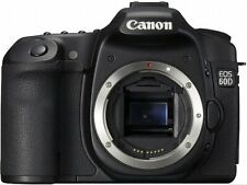 Canon EOS 60D DSLR Kamera - Schwarz (Nur Gehäuse) - Guter Zustand #551