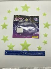 STICK ON 3D Glow in the Dark Stars 14 Count Hard Plastic W/double Sided Tape